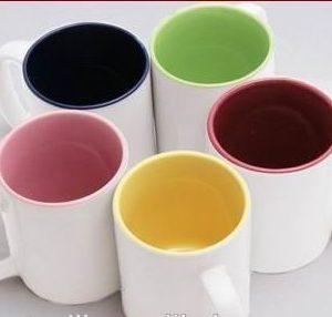 tazze interno colorato